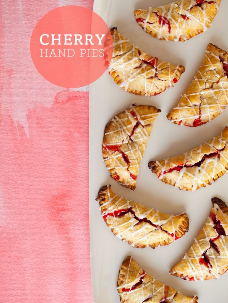 A recipe for Cherry Hand Pies.