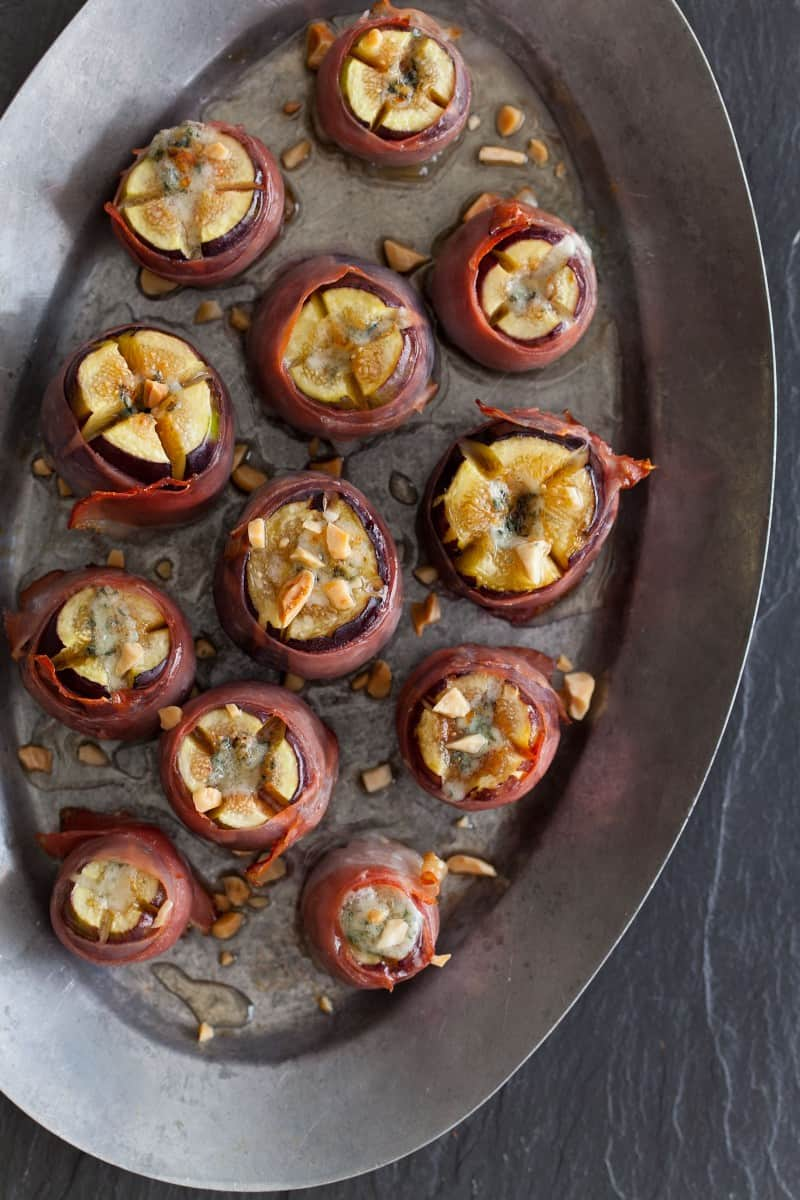 Bleu Cheese Stuffed Fig recipe.