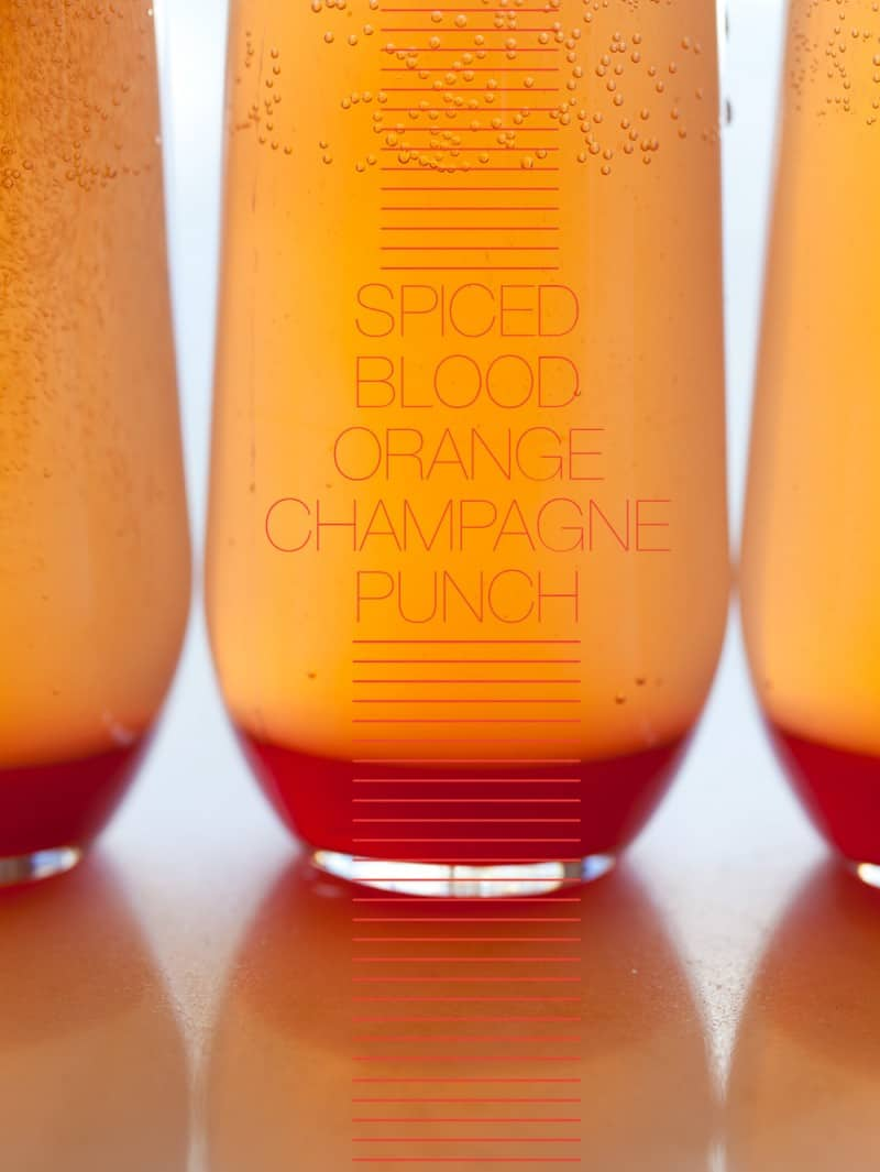 spiced-blood-orange-champagne-punch