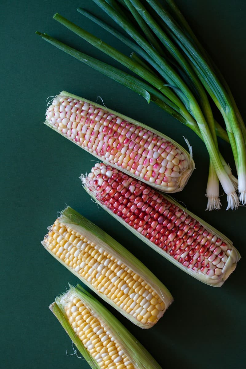 A great appetizer recipe for Crispy Corn Cakes.