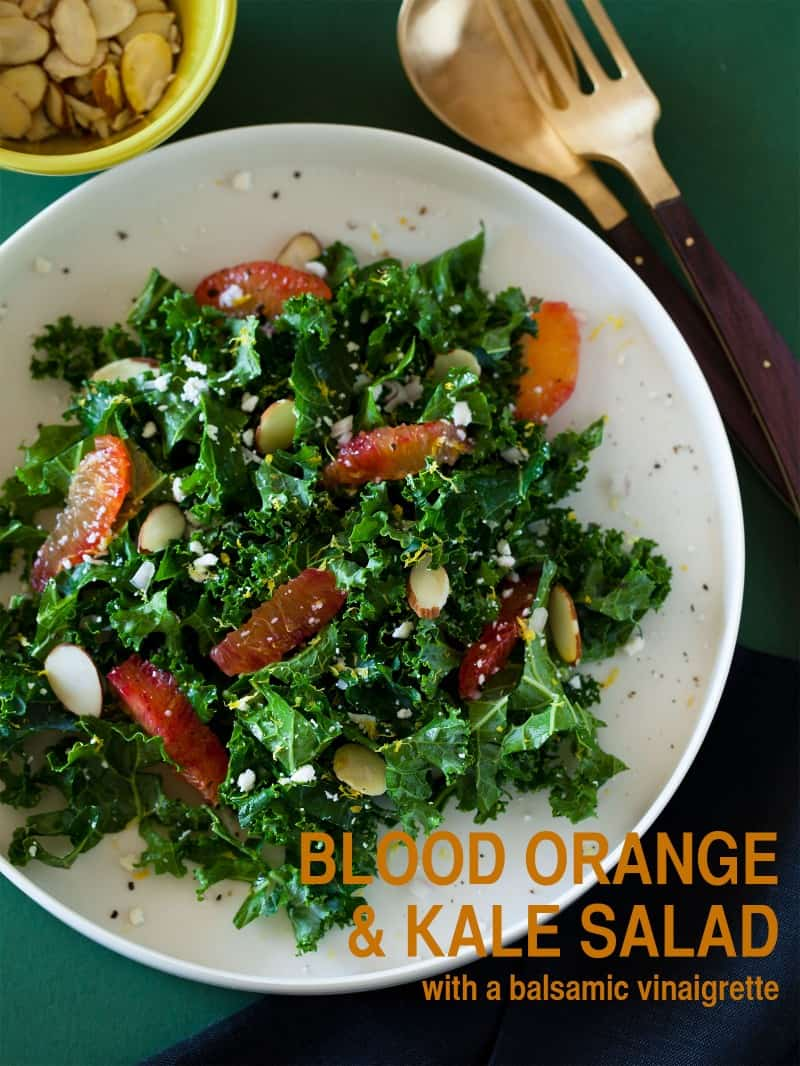 orange vinaigrette orange vinaigrette dressing made with blood oranges ...