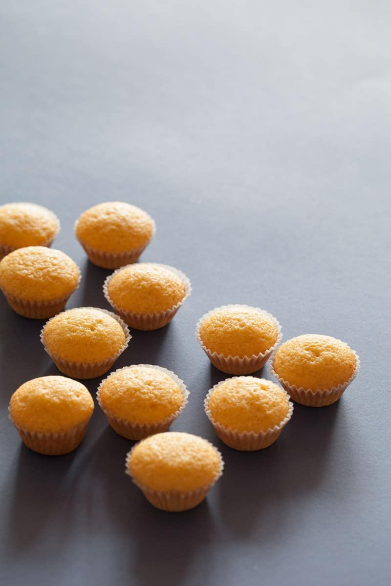 Blue Moon Cupcake recipe