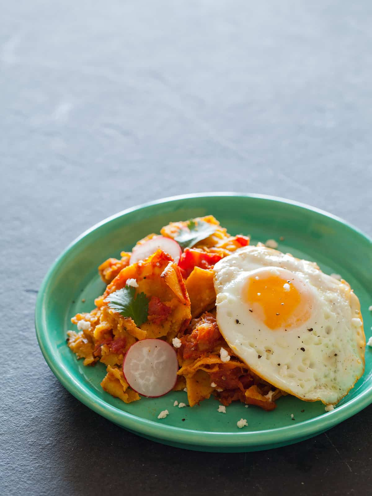 Chilaquiles | Breakfast recipe | Spoon Fork Bacon