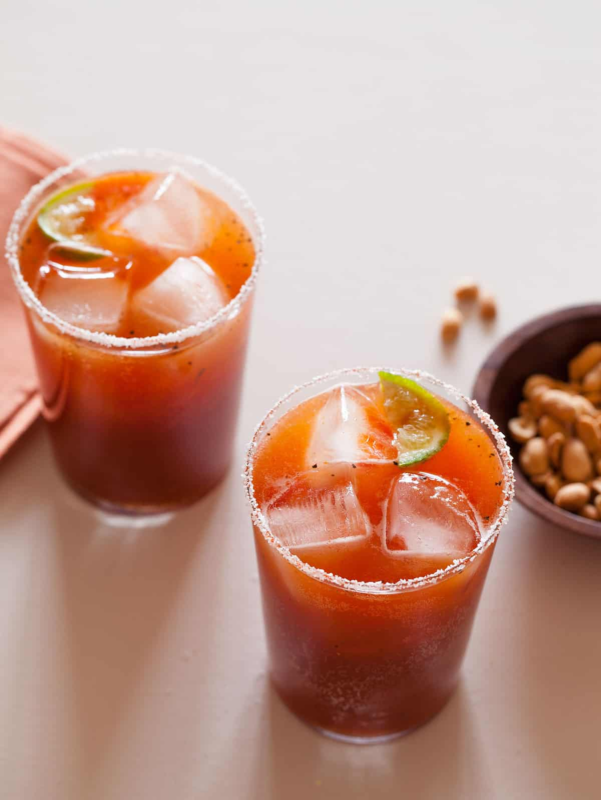 Spicy Michelada | Cocktail recipe | Spoon Fork Bacon