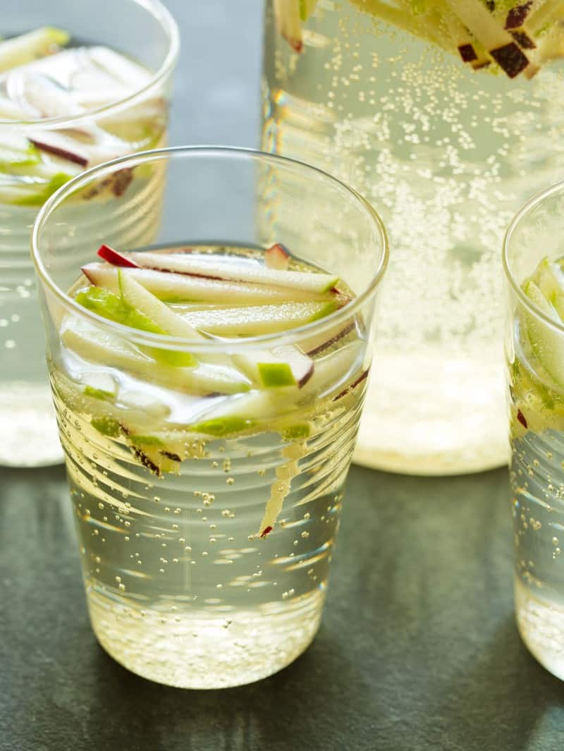 Sparkling Apple Sangria recipe.