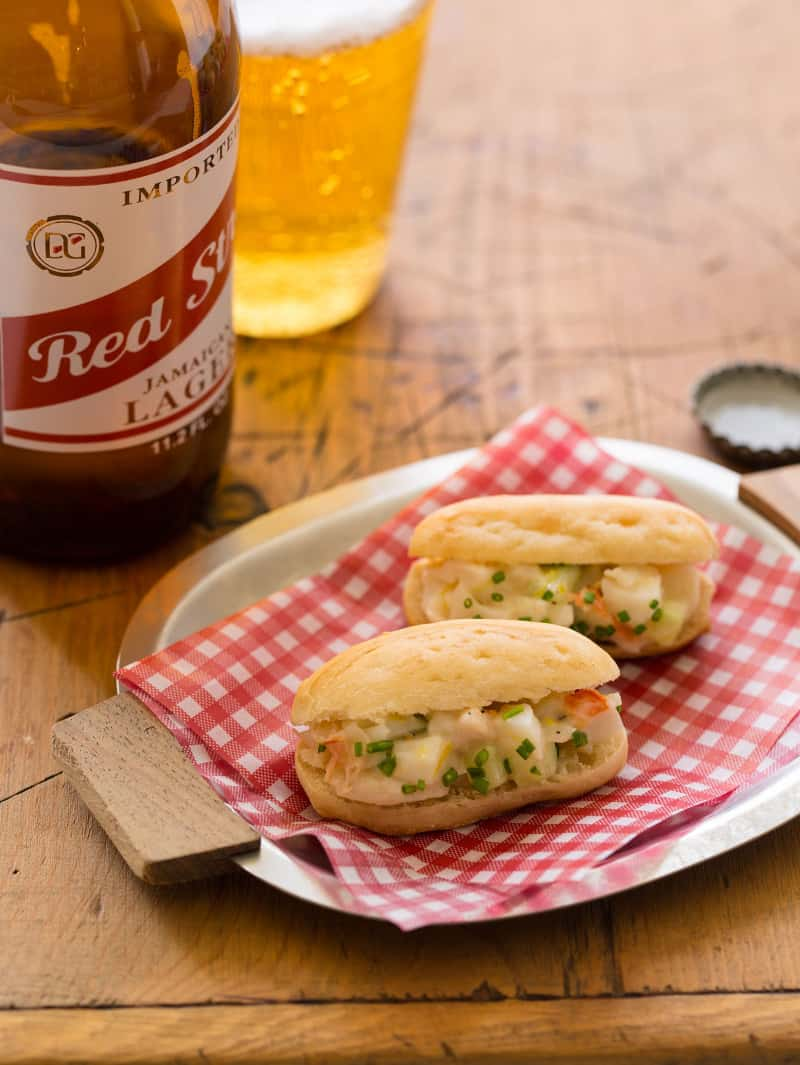 Mini Lobster Roll recipe