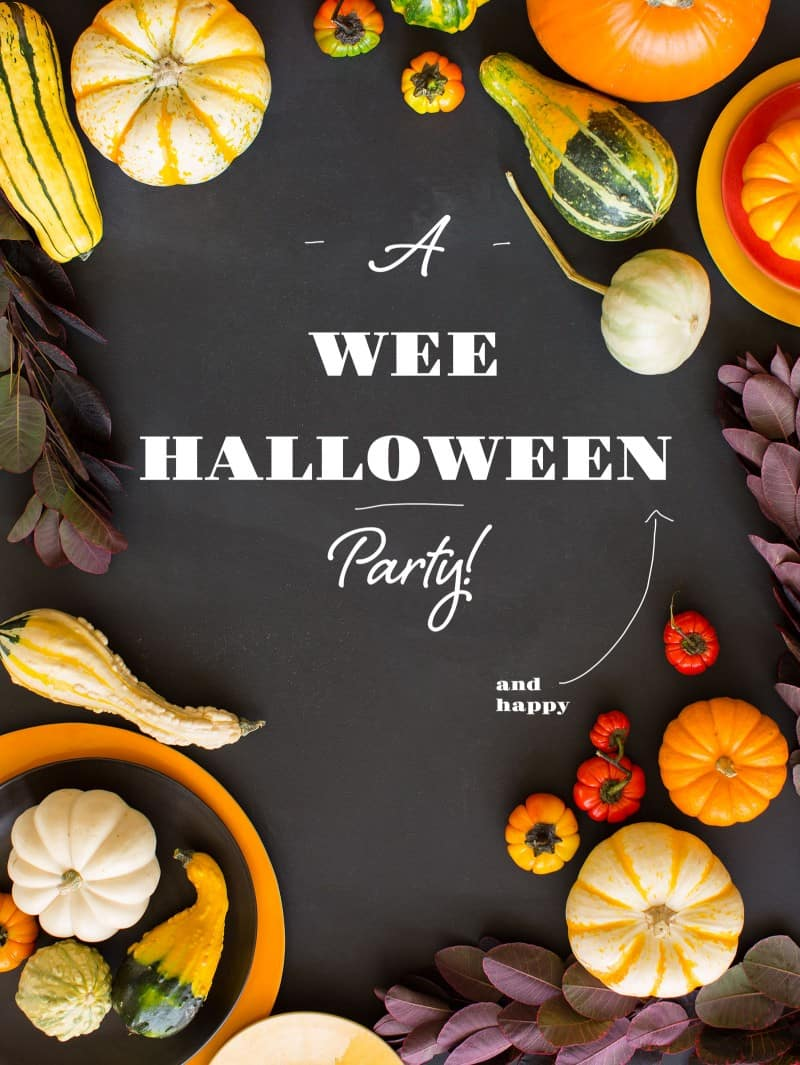 Appetizer recipes for a festive Halloween party