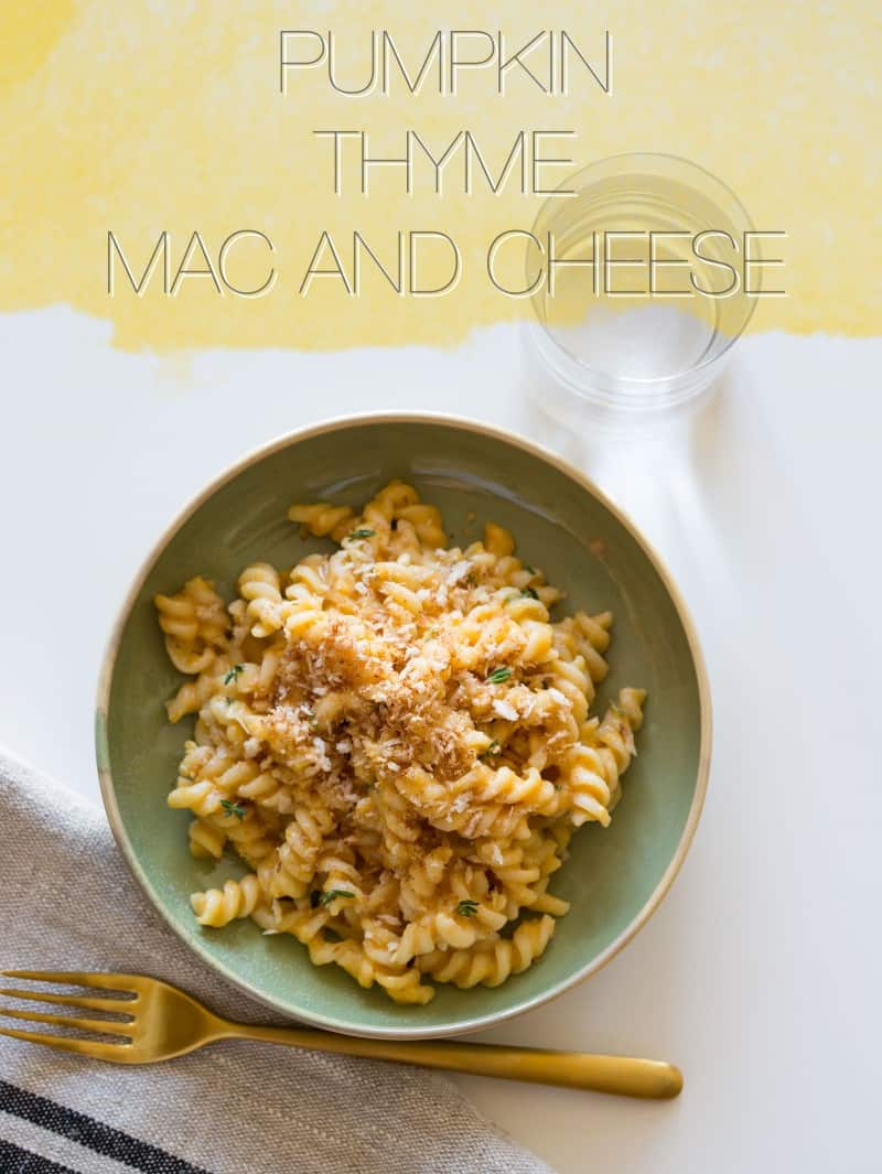 three cheese pumpkin macaroni and cheese recipes dishmaps pumpkin mac ...