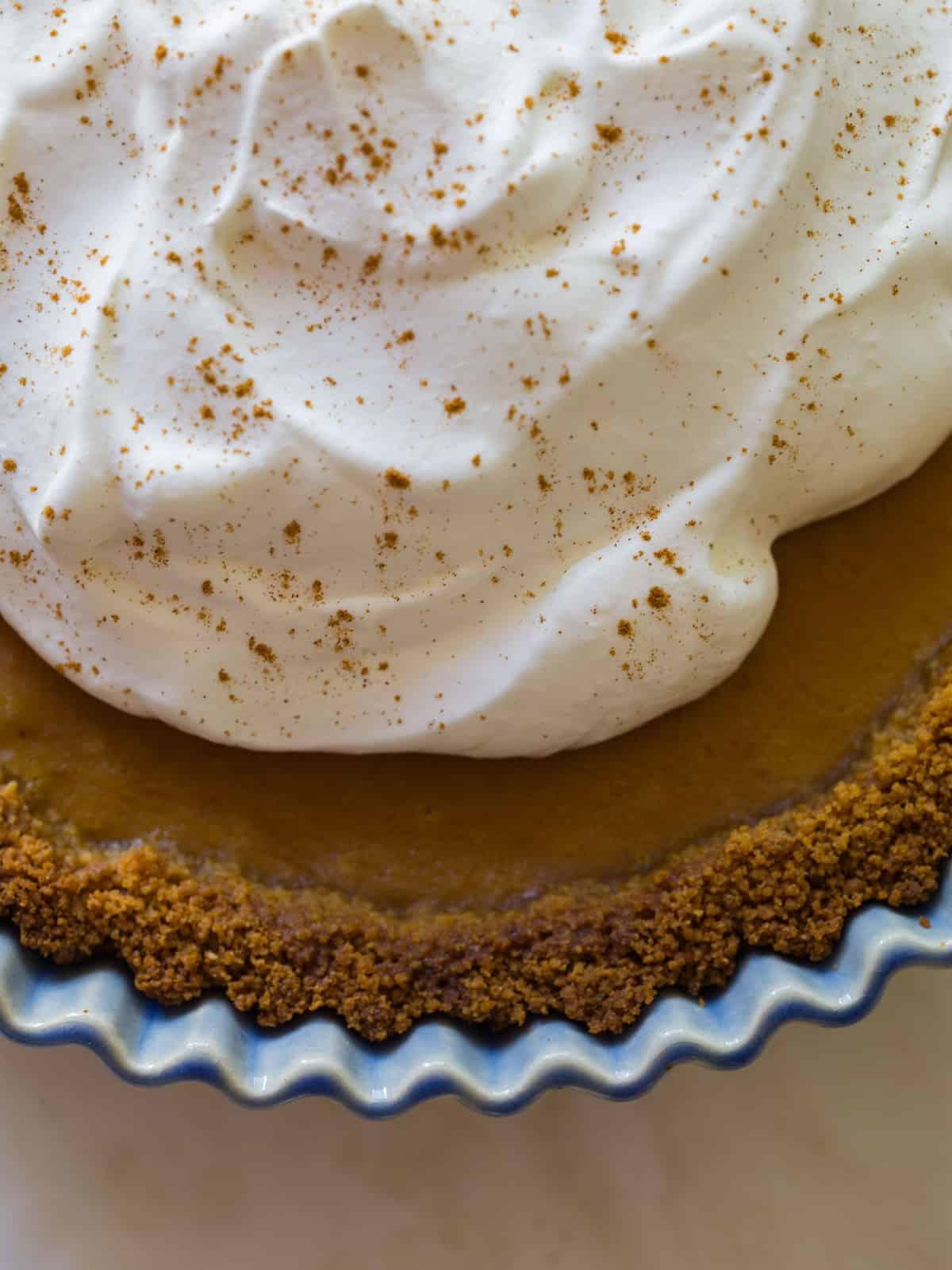 Spiced Butternut Squash Pie | Pie recipe | Spoon Fork Bacon