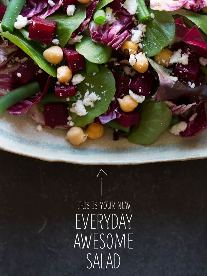 Everyday Awesome Salad recipe