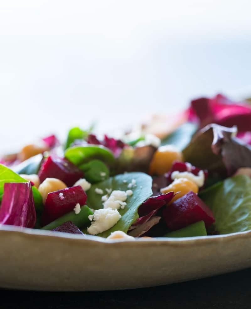 The perfect recipe for a quick and easy Everyday Salad great for anytime.