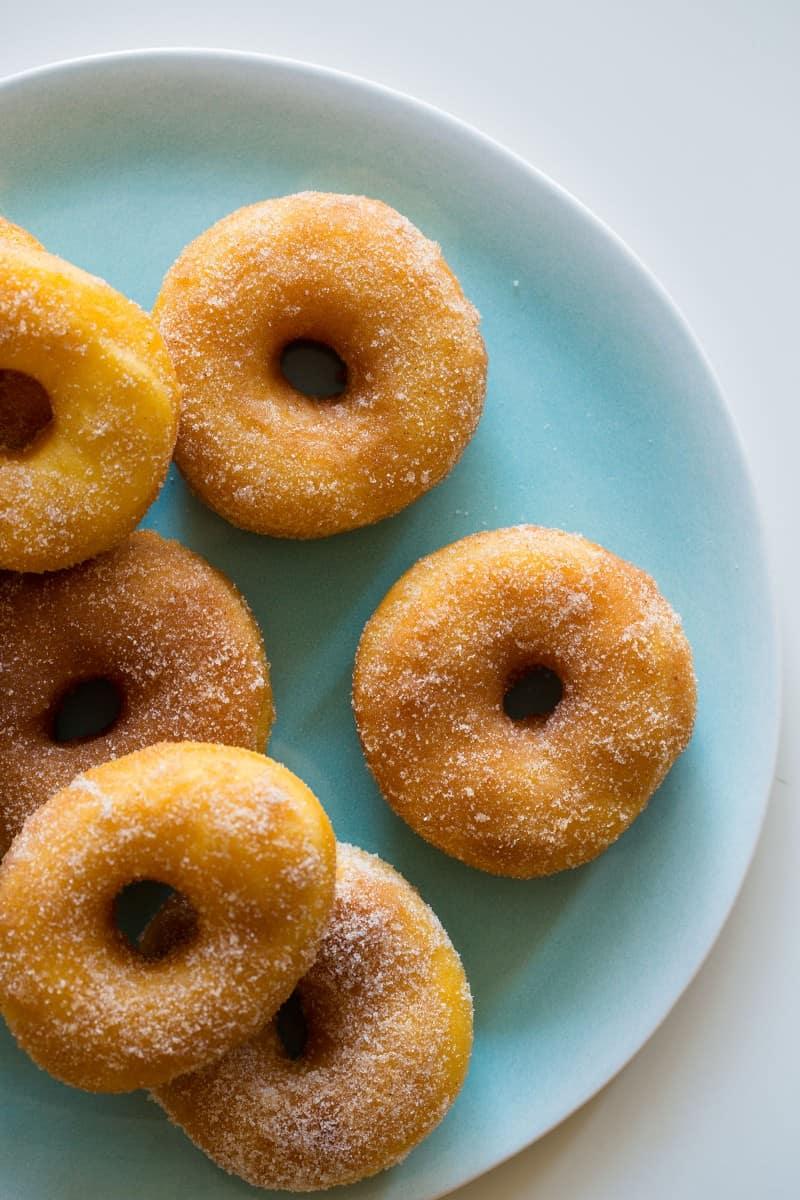 Sweet Potato Spudnuts recipe