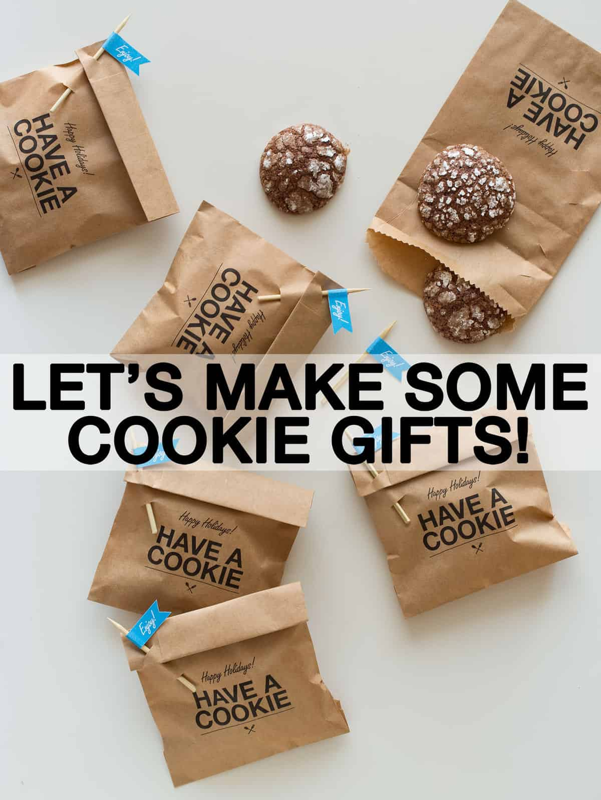 Let's Make Some Cookie Gifts! | Holiday DIY | Spoon Fork Bacon