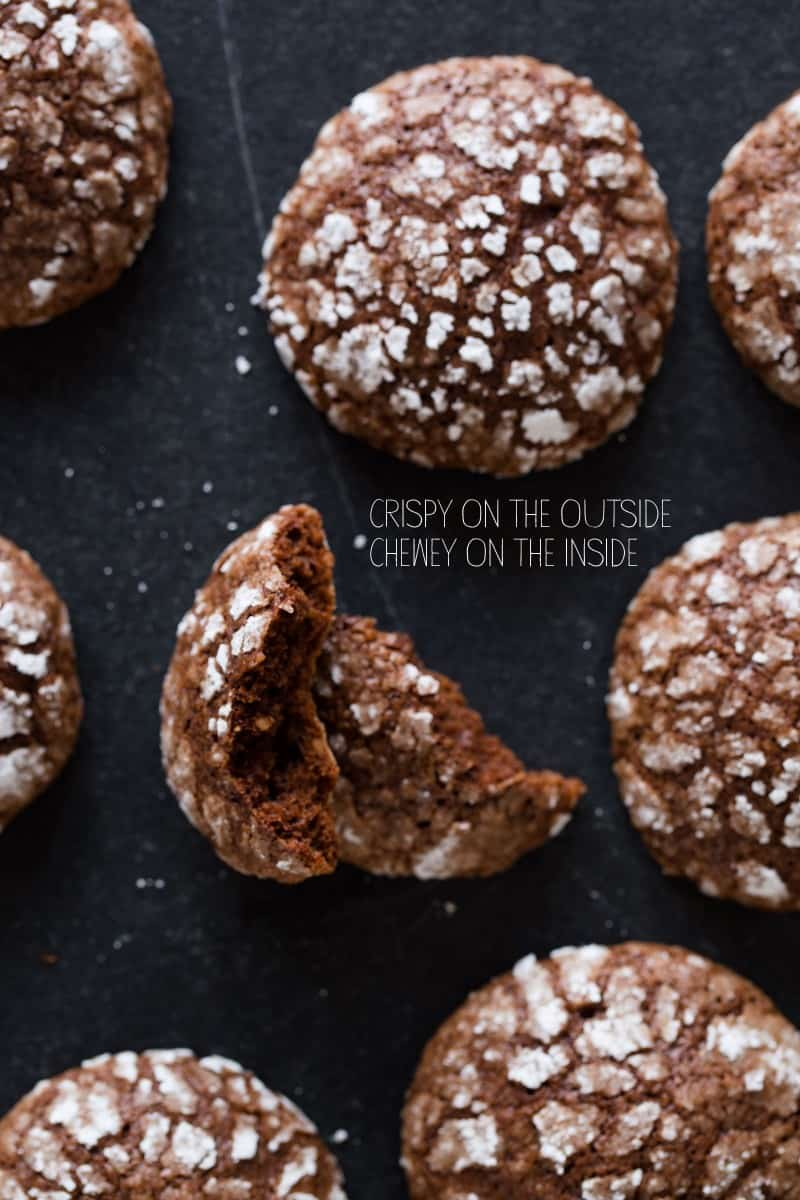 Mexican Chocolate Earthquake Cookie recipe.