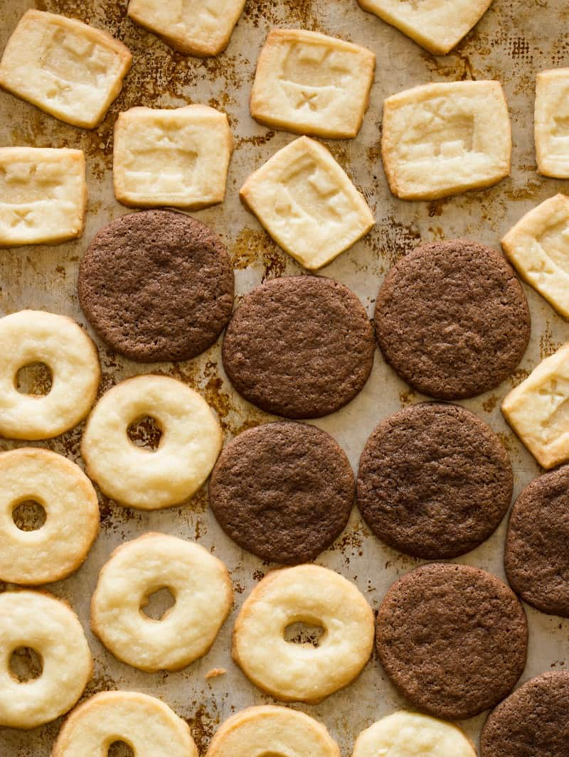 Girl Scout Cookie recipe.