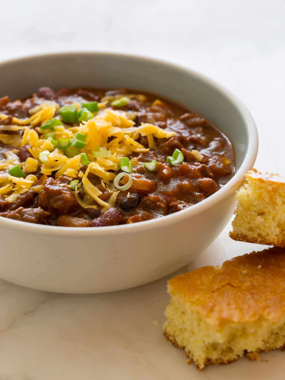 Kitchen Sink Chili Chili recipe