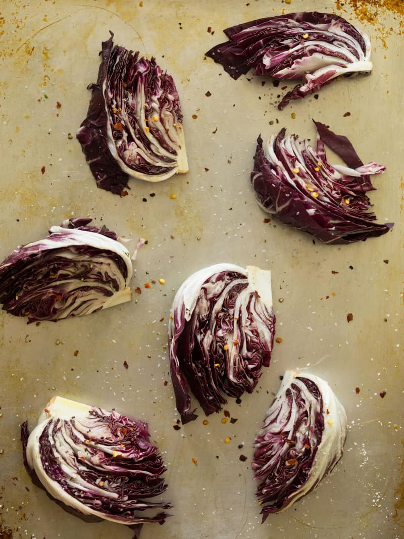 Simple Grilled Radicchio recipe.