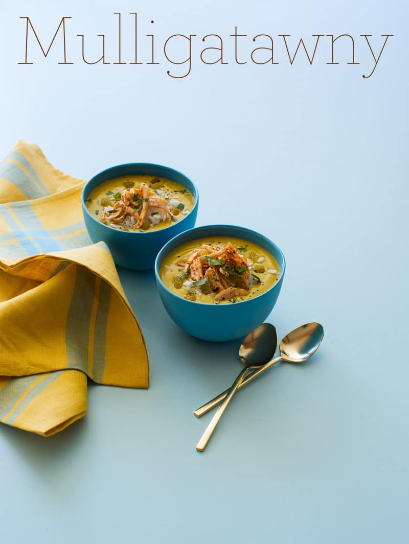 A recipe for Mulligatawny.