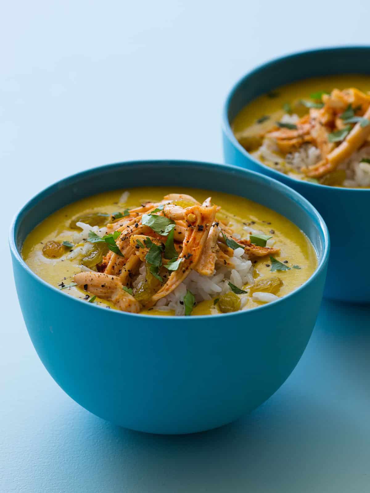 Mulligatawny | Soup recipe | Spoon Fork Bacon