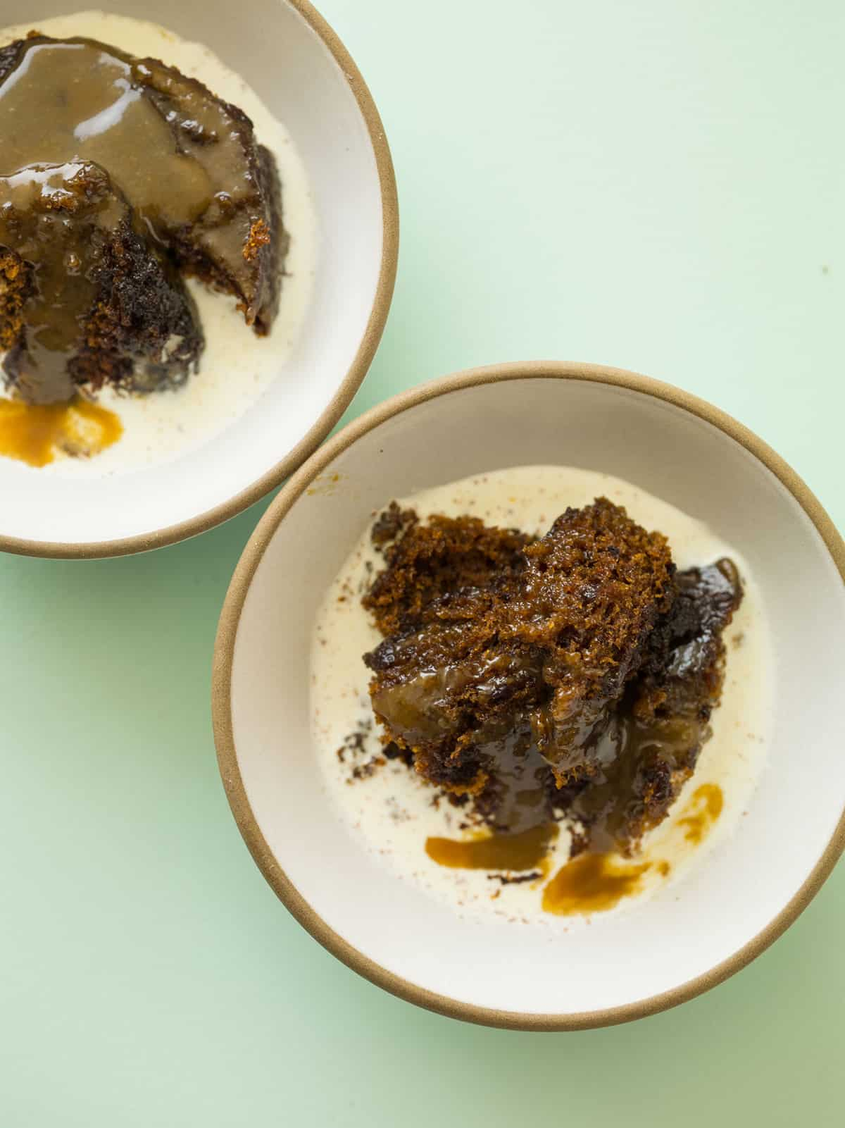 Sticky Toffee Pudding | Dessert recipe | Spoon Fork Bacon