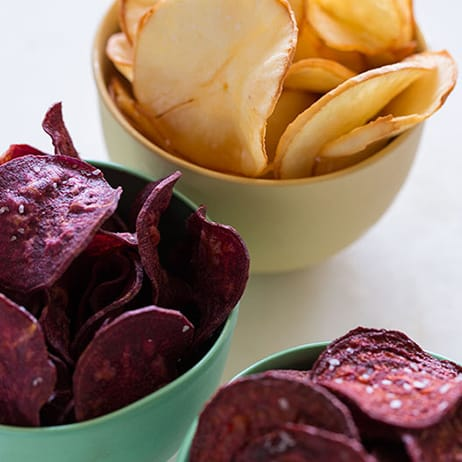 Root Chips | Snack Recipe