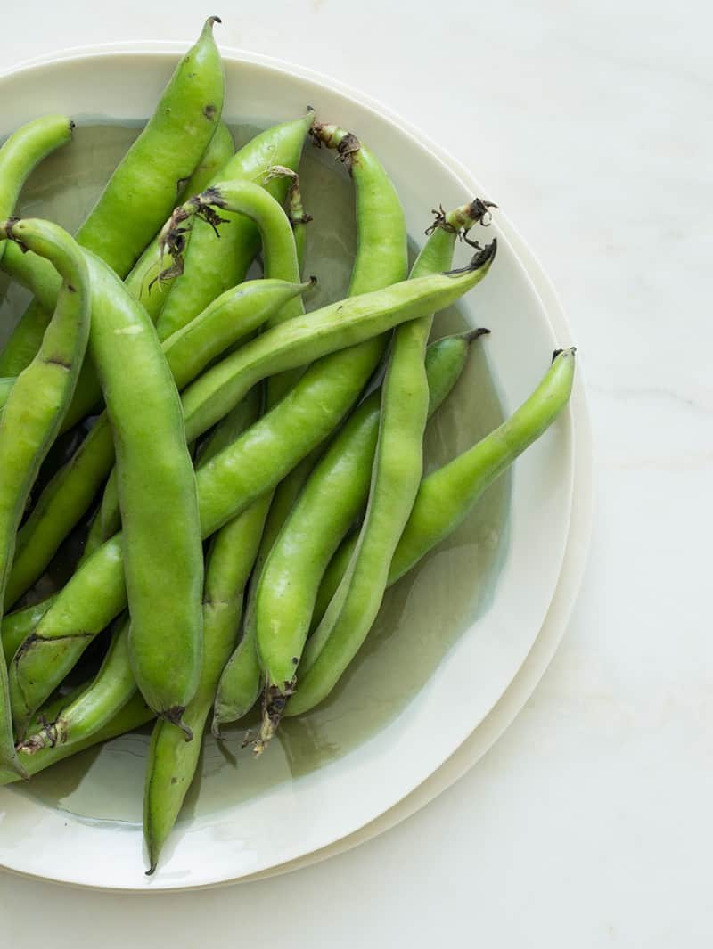 Marinated Fava Beans Recipes — Dishmaps