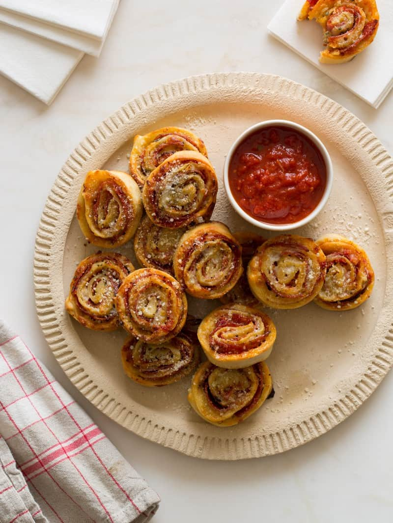 Pizza appetizer recipe