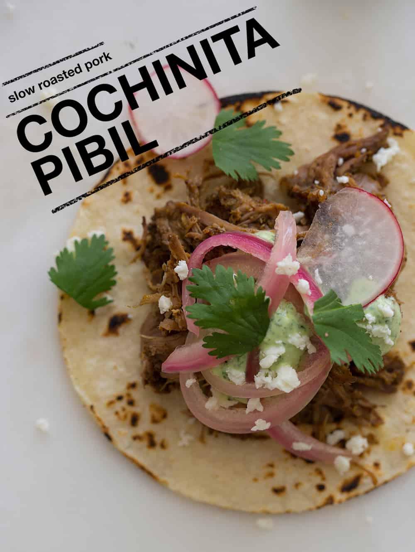 Cochinita Pibil | Slow Roasted Pork recipe | Spoon Fork Bacon