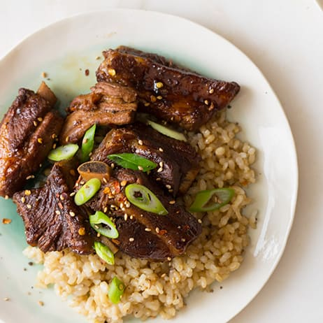Honey Soy Braised Ribs | Dinner recipe