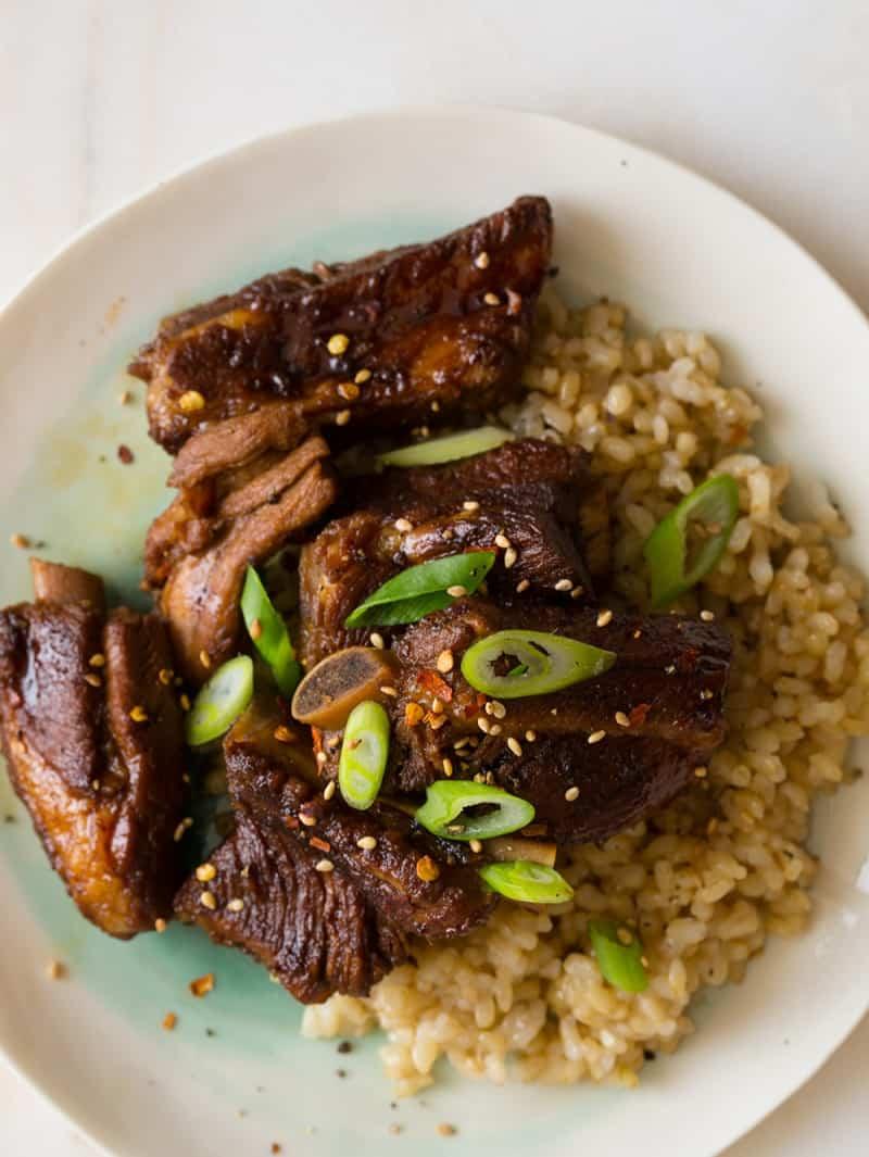 garlic-soy-spare-ribs