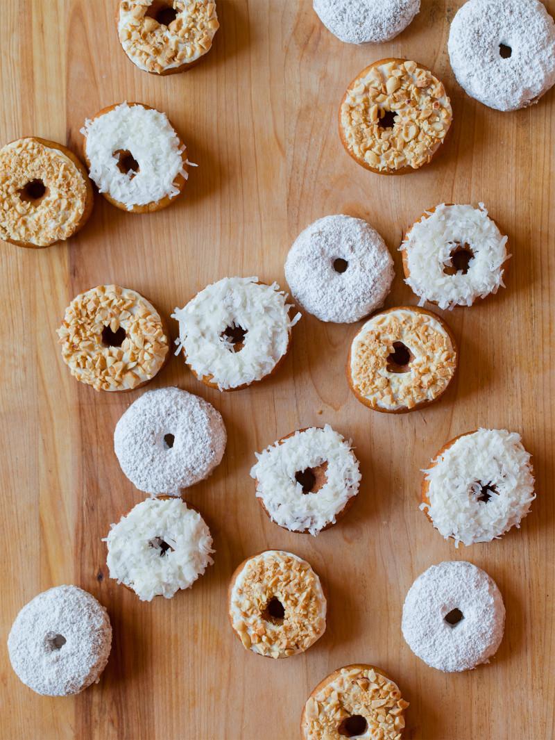 Our Favorite Doughnut recipes.