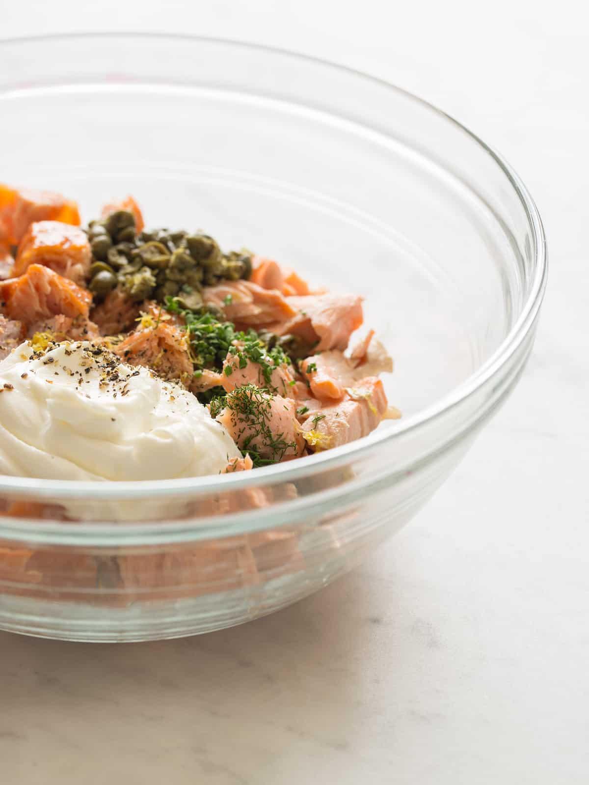 Salmon Rillettes | Appetizer recipe | Spoon Fork Bacon