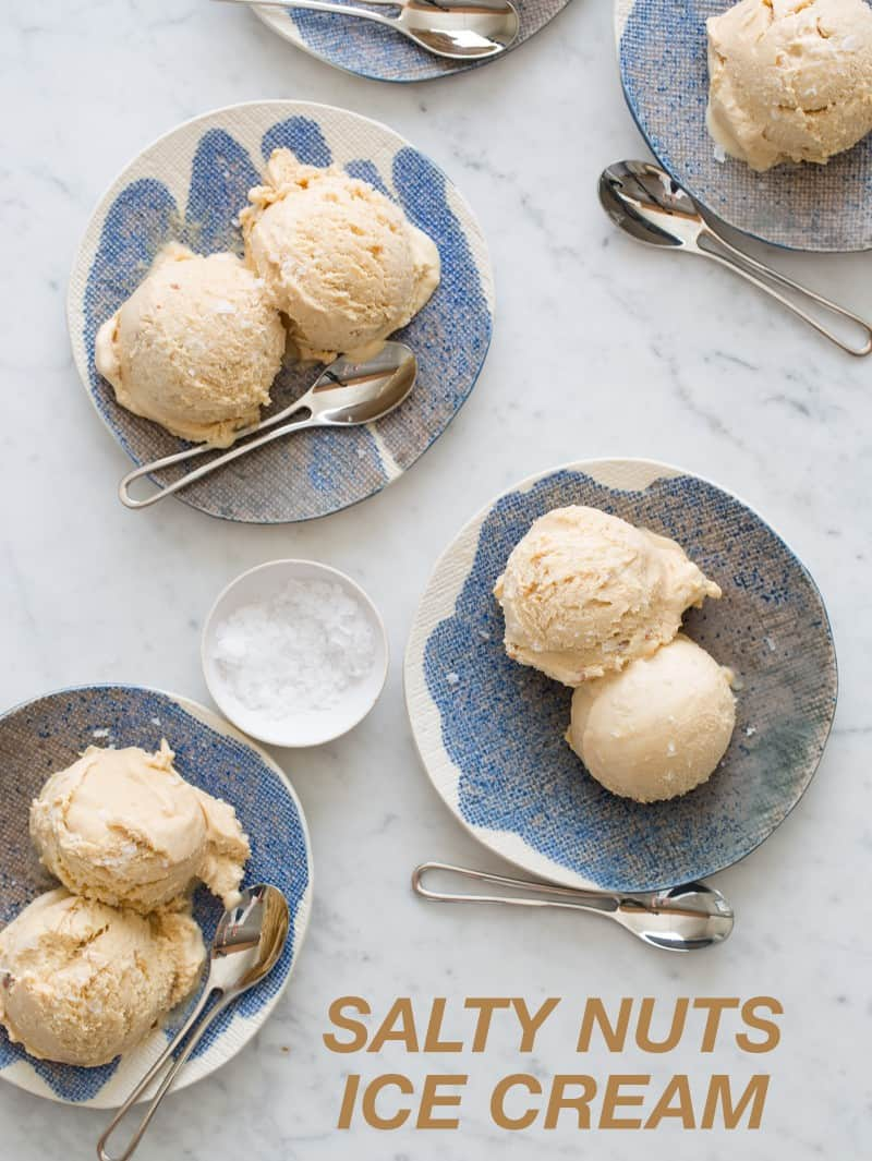 Salty Nuts Ice Cream recipe