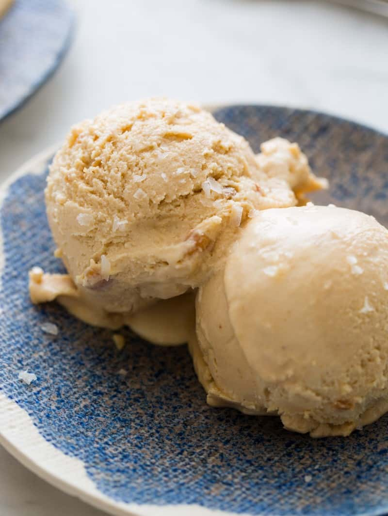 Salty Nuts Ice Cream