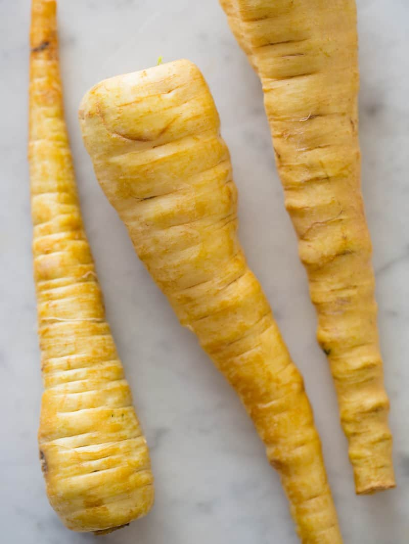Parsnips for Thyme Roasted Parsnips and Apples