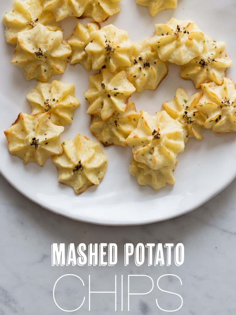 Mashed Potato Chips
