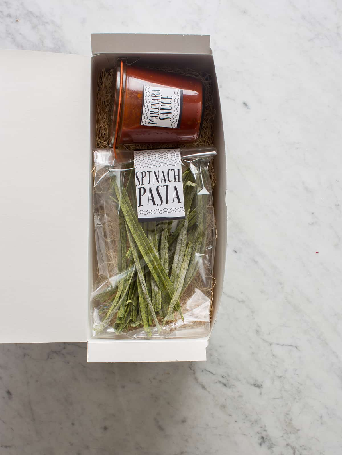 Homemade Pasta Gifts Gift Diy Spoon Fork Bacon