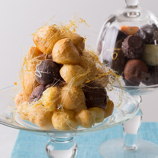 truffled-croquembouche-recipe