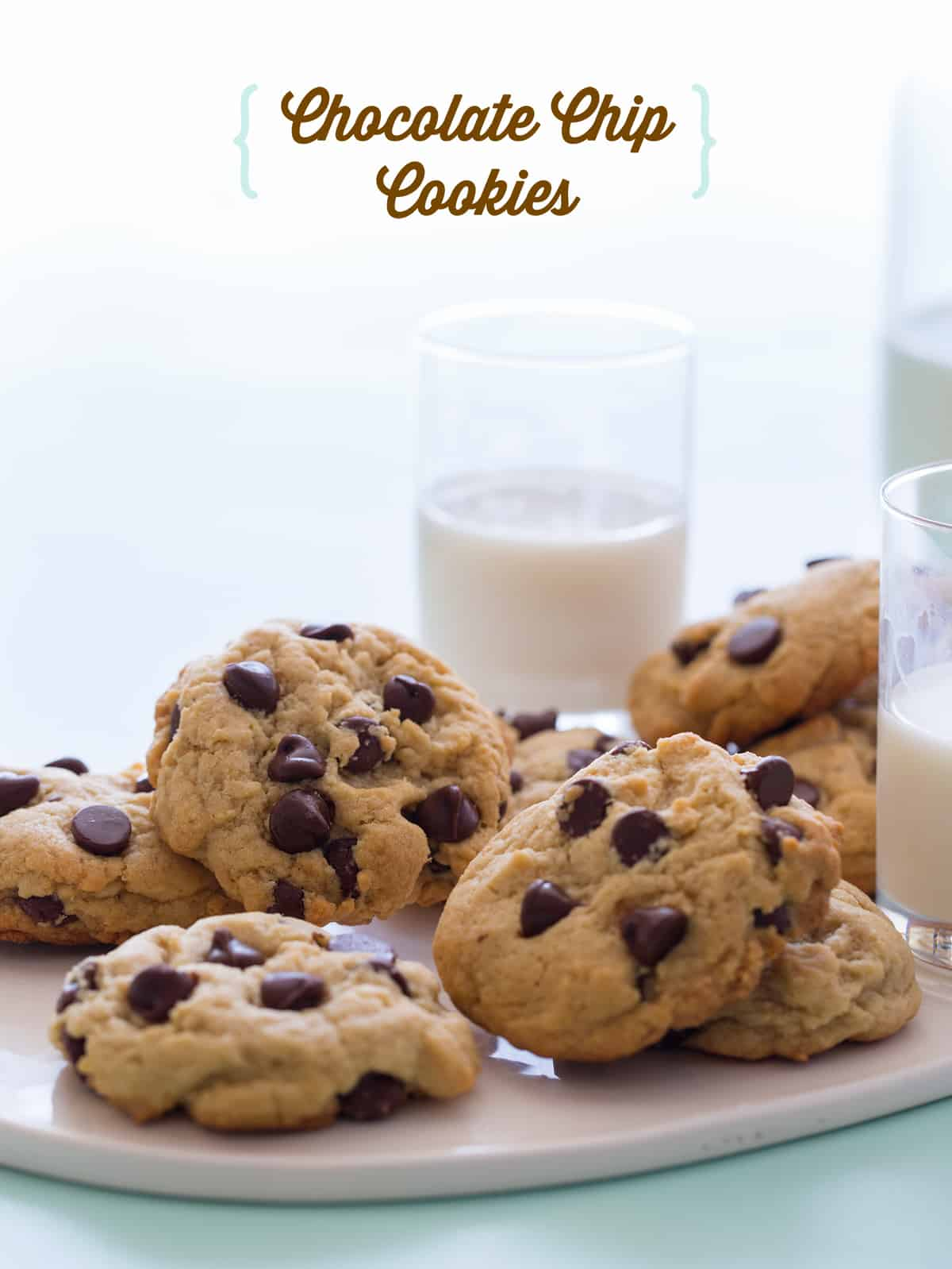 Old fashioned chocolate chip cookie 15