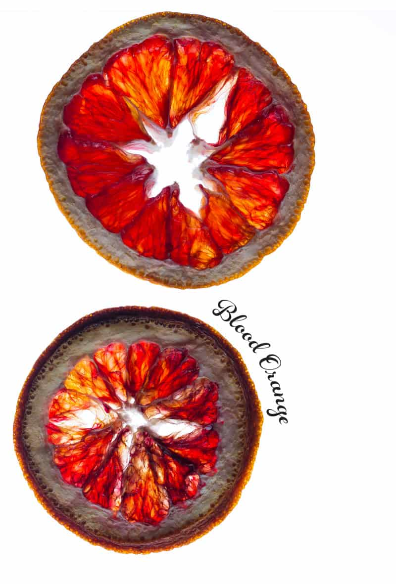 Dried Blood Oranges