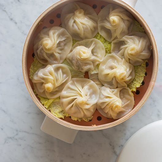 Shanghai Soup Dumplings recipe