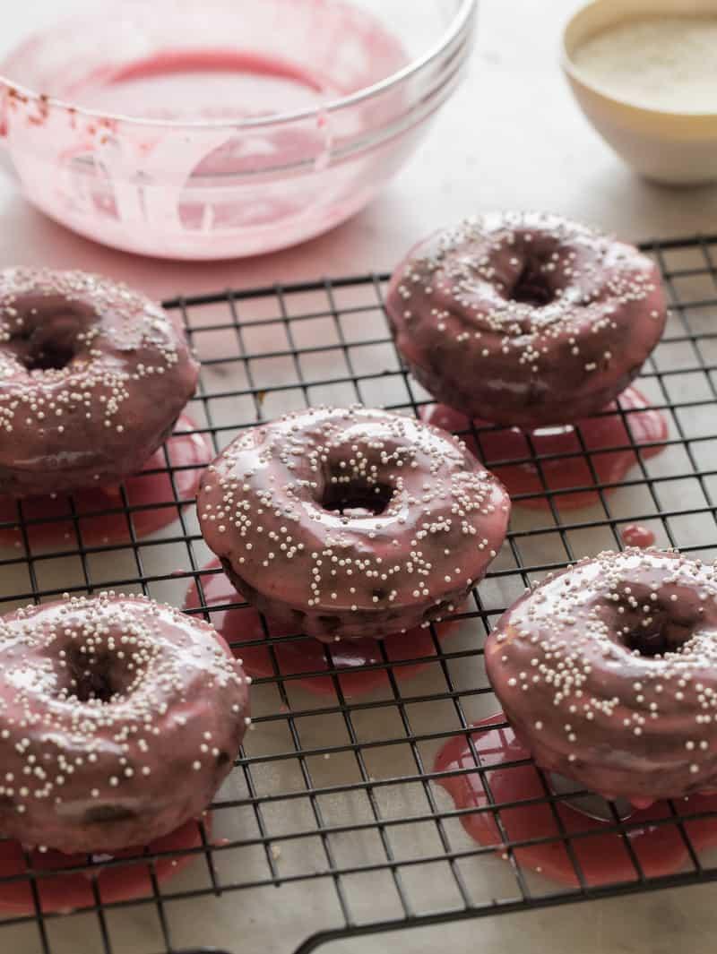 Chocolate_Baked_Doughnuts_Plum_Glaze