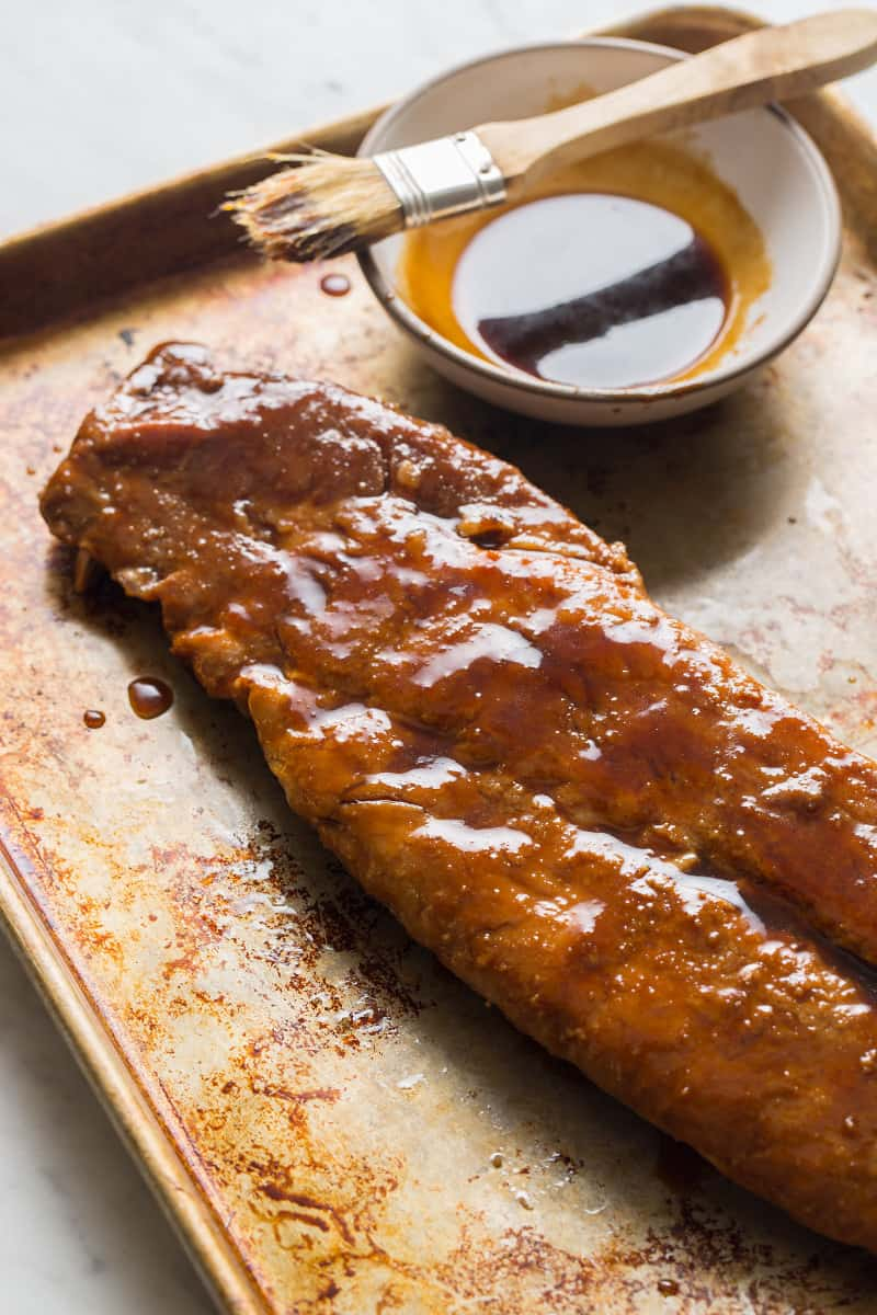 Honey Hoisin Baby Back Ribs