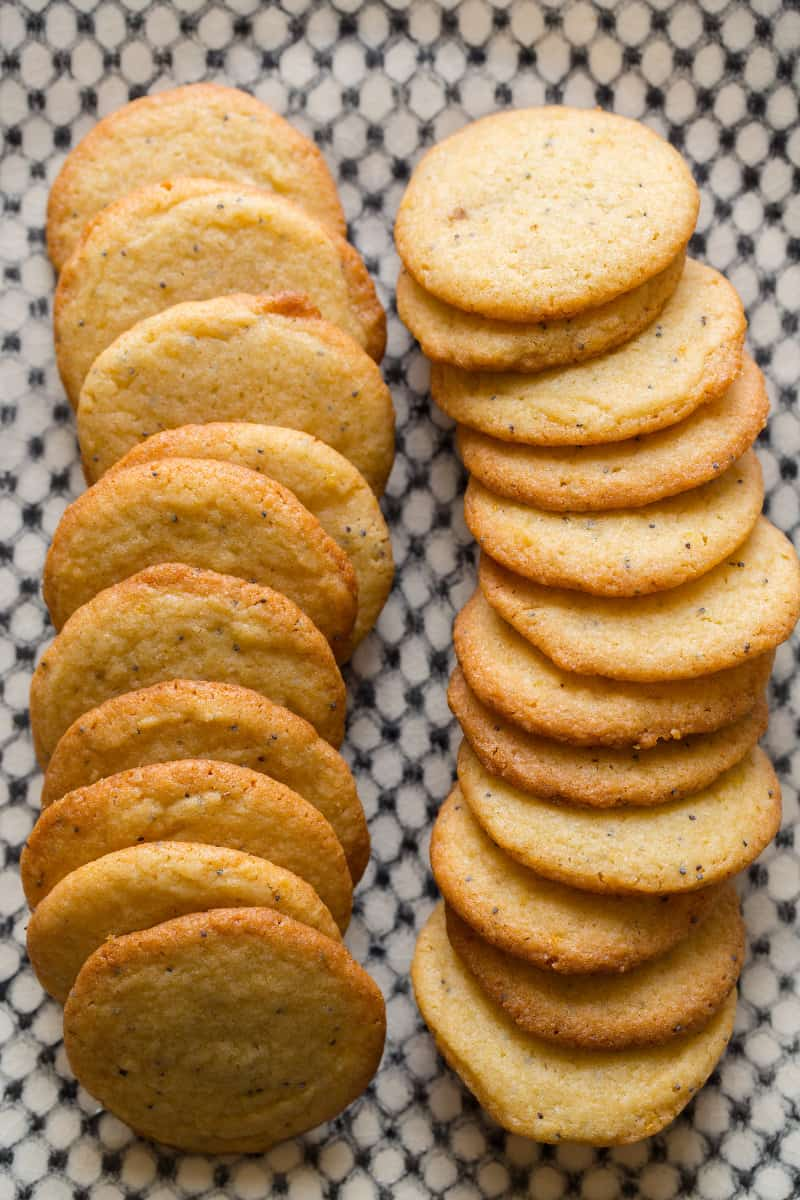 Lemon Poppy Seed Cookie recipe