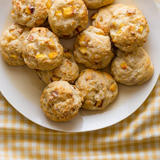 fresh_peach_yogurt_biscuits_index