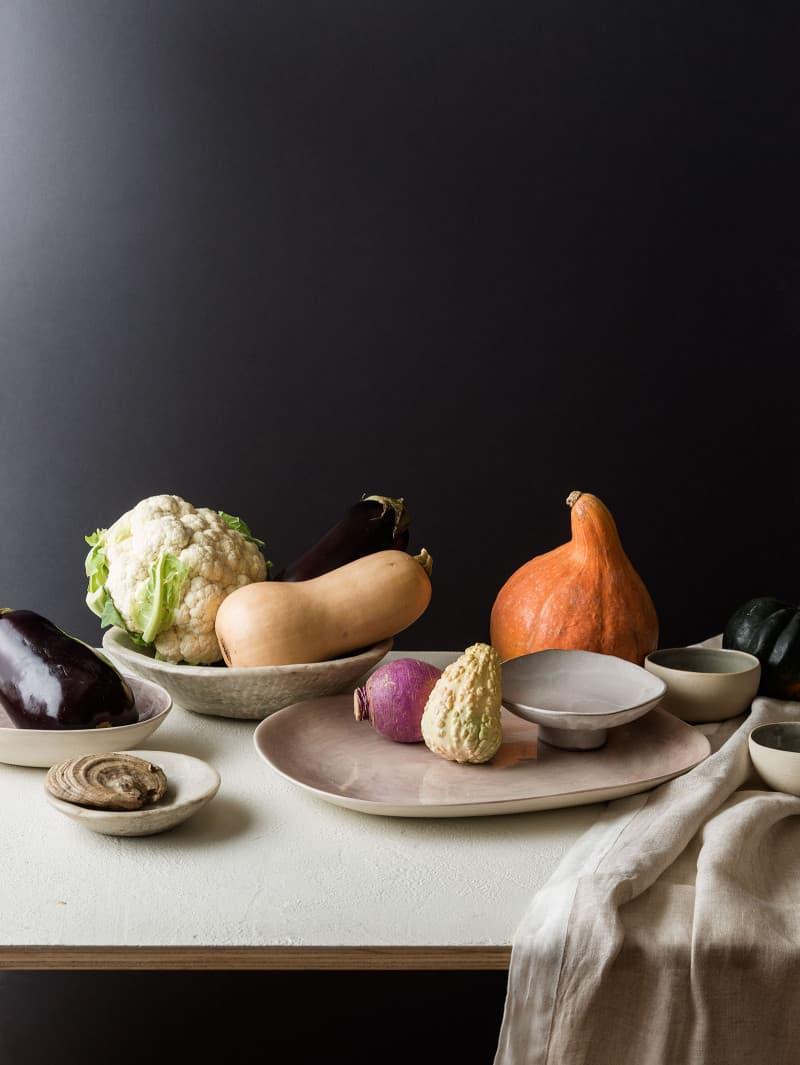 Flourless Thanksgiving Centerpiece DIY