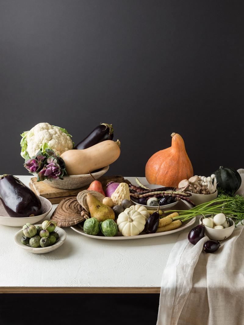 Flourless Thanksgiving Centerpiece