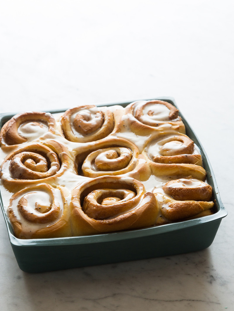 Brown Butter Cinnamon Rolls
