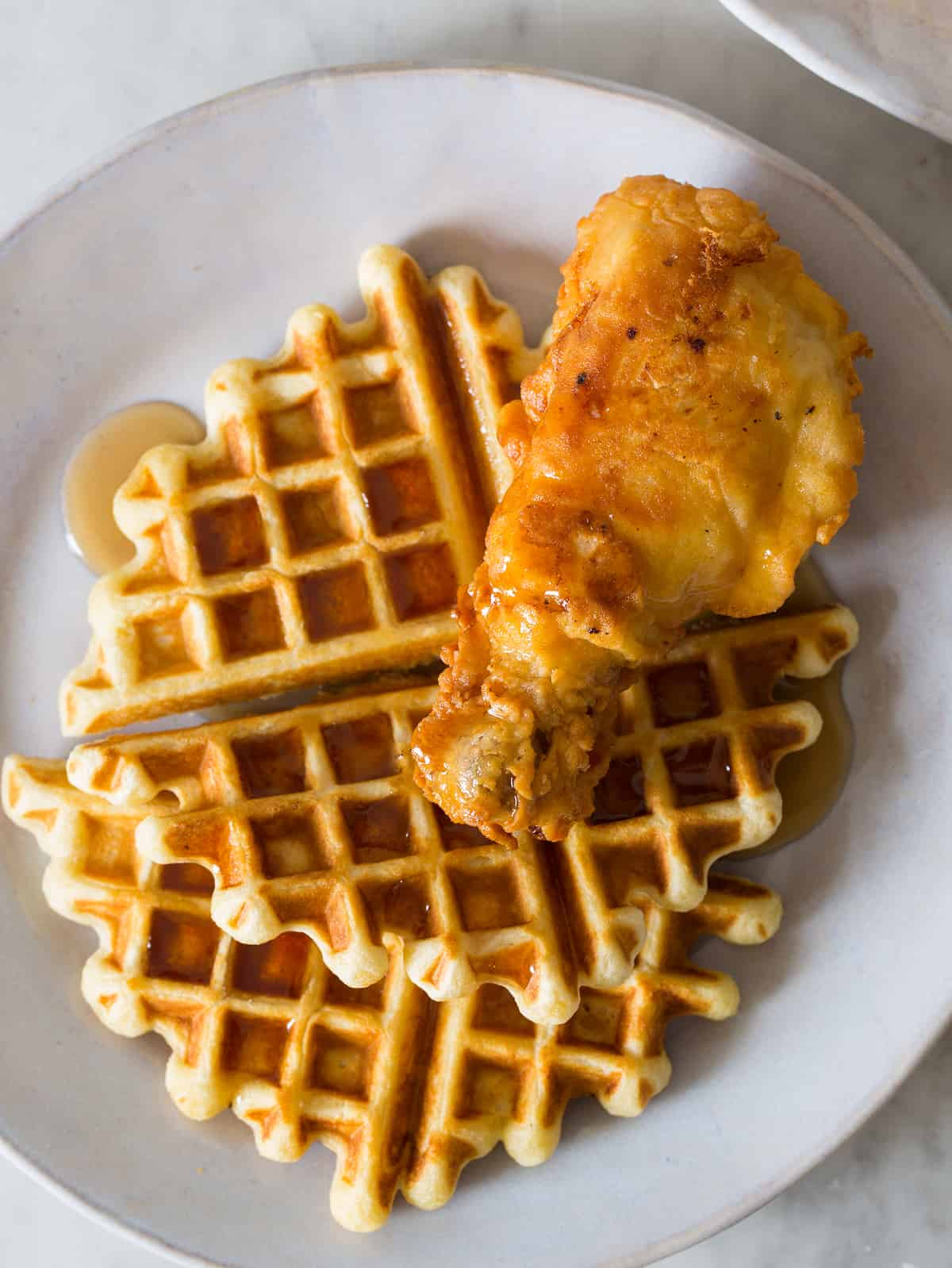 Chicken and Waffles | Spoon Fork Bacon