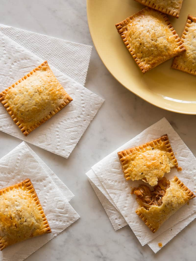 BBQ Pulled Pork hand pies recipe